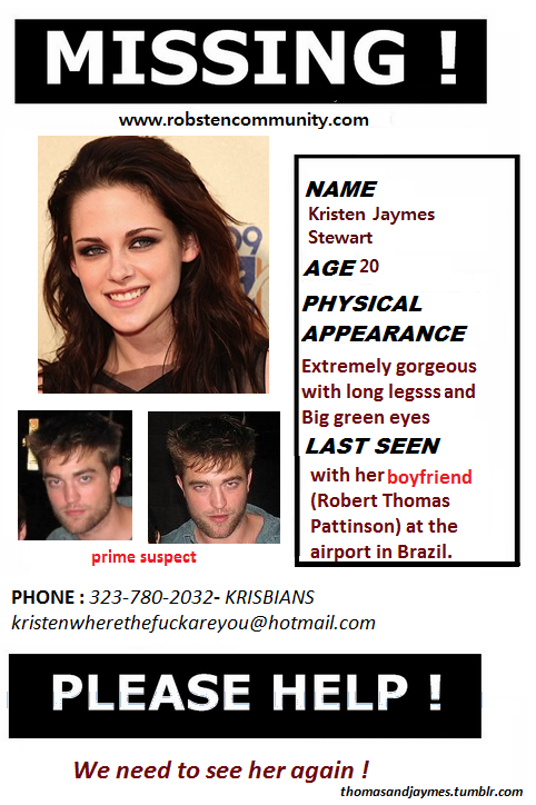 ATTENTION KRISBIANS!