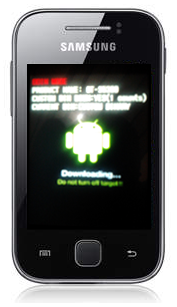 Flashing Firmware/Flash ulang SAMSUNG GALAXY Y GT-S5360 by mzteguh