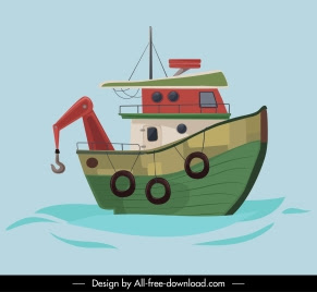 Download Fishing Boat Vectors Stock For Free Download About 35 Vectors Stock In Ai Eps Cdr Svg Format