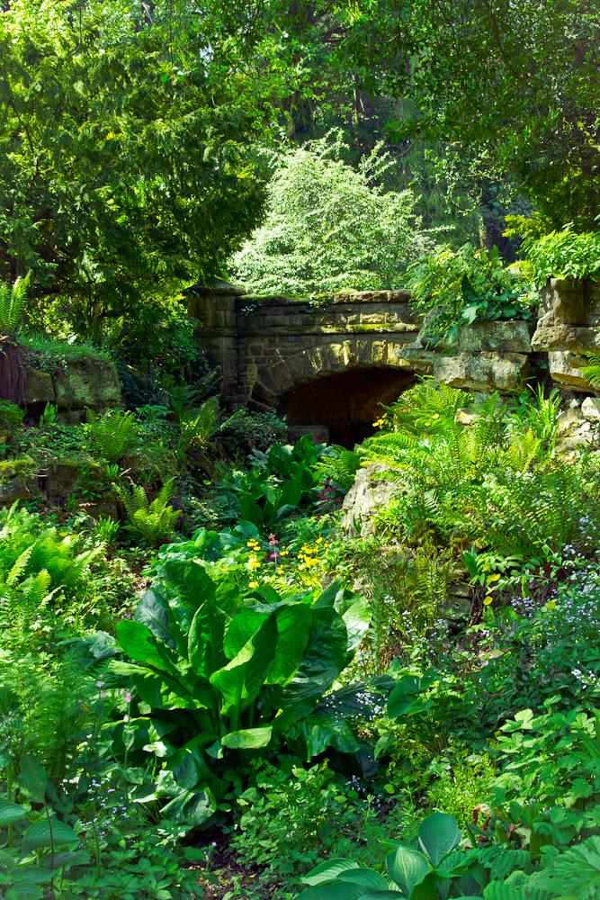 At Batsford Arboretum