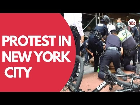 USA: Dozens arrested at NYC protest against alleged unwanted hysterectom...