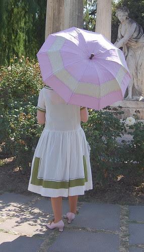 Lily Pad Lanvin Dress