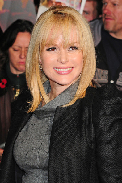 """Amanda Holden - Antonio Banderas at the UK Premiere of """"Puss In Boots"""" 2"""