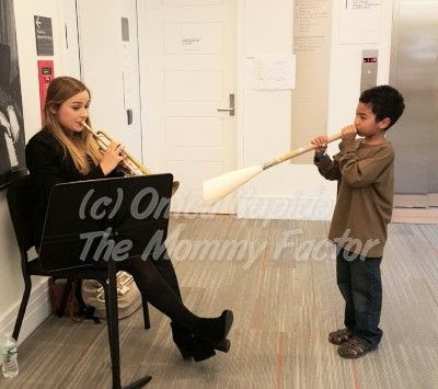 Carnegie Hall Fall Family Weekend