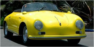 Thunder Ranch Porsche 356 Speedster