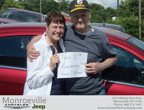 DeliveryMaxx would like to say Congratulations to Wayne Livingston of Monroeville Chrysler Jeep on an excellent use of our program by DeliveryMaxx