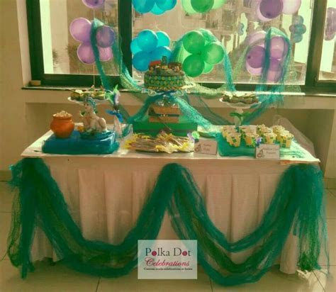 Krishna Themed Party http://www.polkadotcelebrations.com