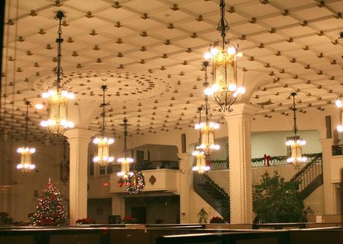 Broadway Bank interior