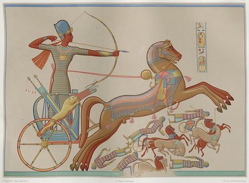 Histoire de l'art égyptien by Prisse D'Avennes, 1878 c