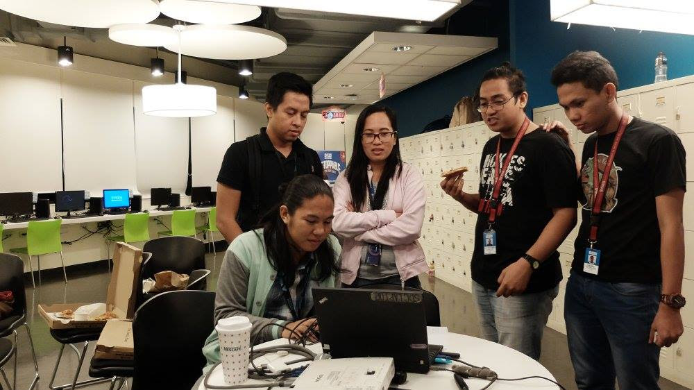 Participants learn how to translate scripts for dubbing