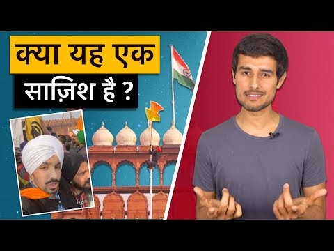 Red Fort Incident & Farmers Protest | Deep Sidhu | Dhruv Rathee