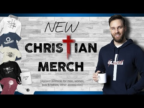 New CHRISTIAN CLOTHING 2020 | DLM Christian Lifestyle Merch