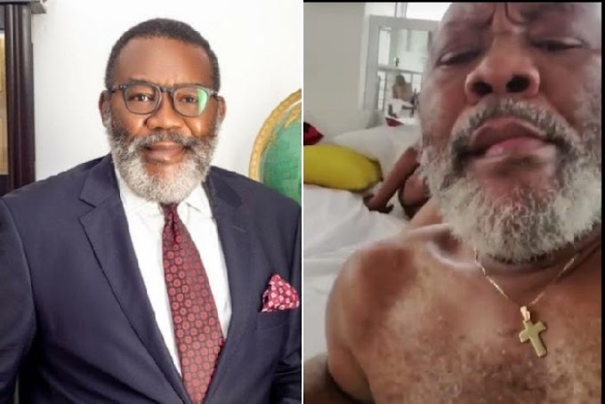 Imo Commissioner Caught Having Sex At The Same Time With Two Ladies (Video)