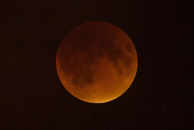 The Super Blue Blood Moon Will Rise Early. Watch It Before You Go to Work.