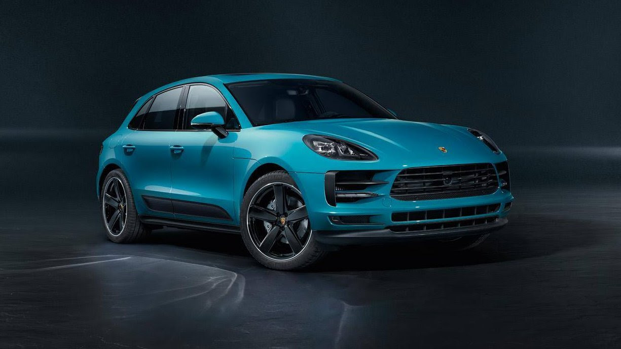 In the first three months of 2021, Porsche India sold the most Macans it has in a three-month period since 2015. Image: Porsche