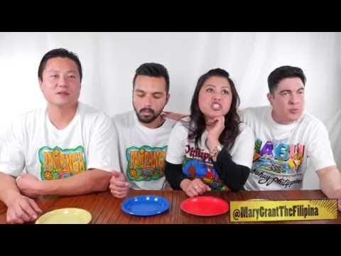 Watch @MaryTheFilipina: The Shrimp & Cheese Lumpia!