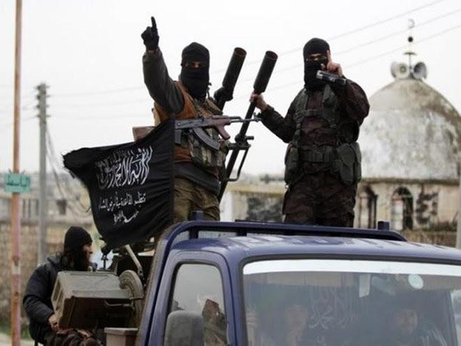 Hình ảnh Thủ lĩnh cấp cao al-Qaeda bỏ mạng trong không kích ở Syria số 1