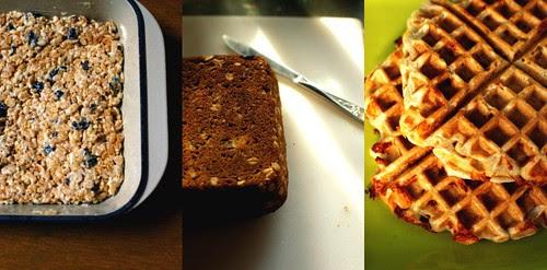 baked goods from the Sesame Street cookbook