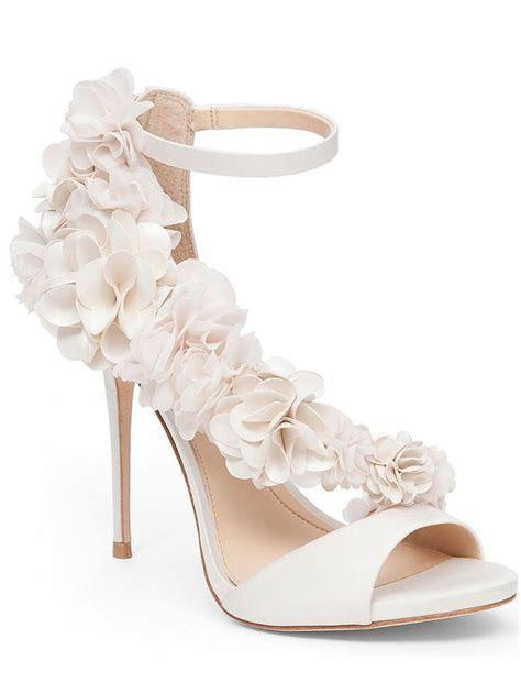 Best 25  White wedding shoes ideas on Pinterest   White