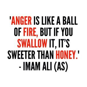 Our Prophet Pbuh Taught Us How To Control Anger Through 7 Hadiths
