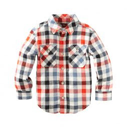 Tea Collection Hinterland Plaid Shirt