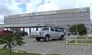 Homem com Covid-19 se jogou do 5º andar do Hospital Carlos Macieira e morre