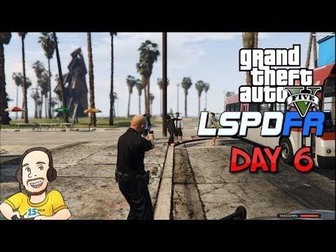 15minutegamer LSPDFR GTA V Police Mod | Day 6 on Patrol