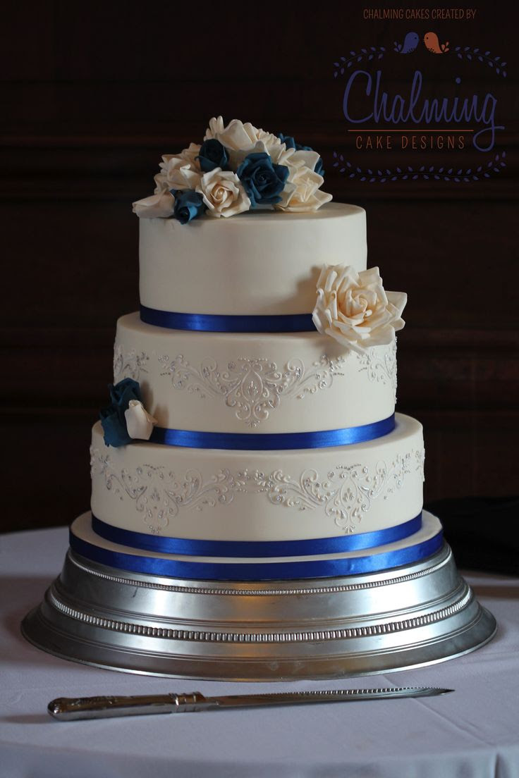 love cake decorating ideas elitflat.htm desain pernikahan blue and yellow traditional wedding decor  blue and yellow traditional wedding decor