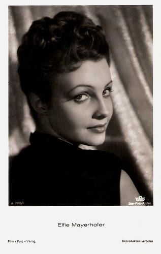 Elfie Mayerhofer