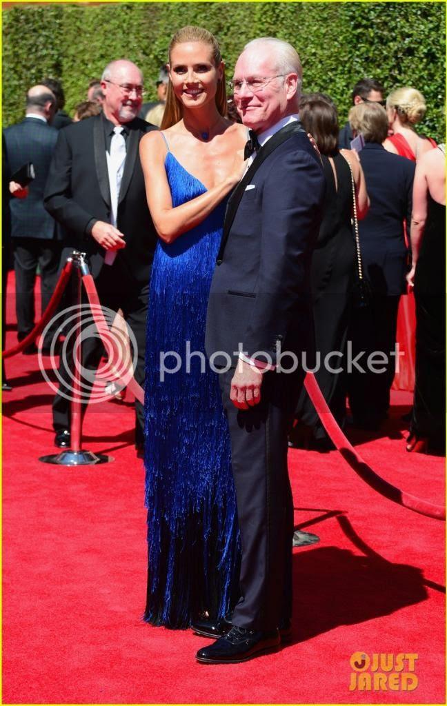 Heidi Klum's Dress at 2014 Creative Arts Emmy Awards photo heidi-klum-tim-gunn-2014-creative-arts-emmy-01_zpsb83d05b3.jpg