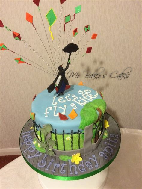 Kites themed cakes / Independence Day cake ideas