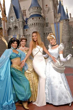 walt disney world resort florida. Beyonce at Walt Disney World