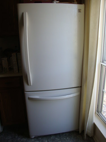 my new fridge