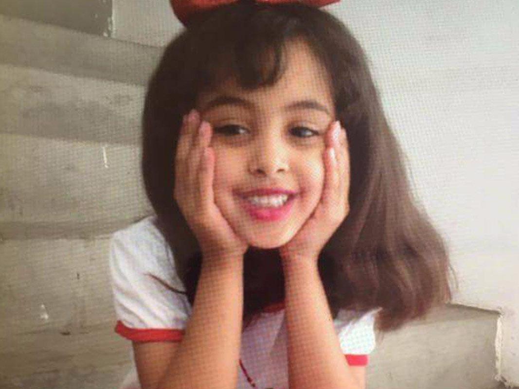 8-year old American-Yemeni Nawar al-Awlaki, killed by Navy Seal Team 6 during the botched raid in Yemen.