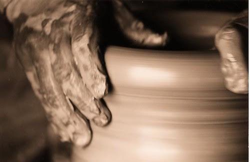 Arte e Adoração - O Vaso e o Oleiro