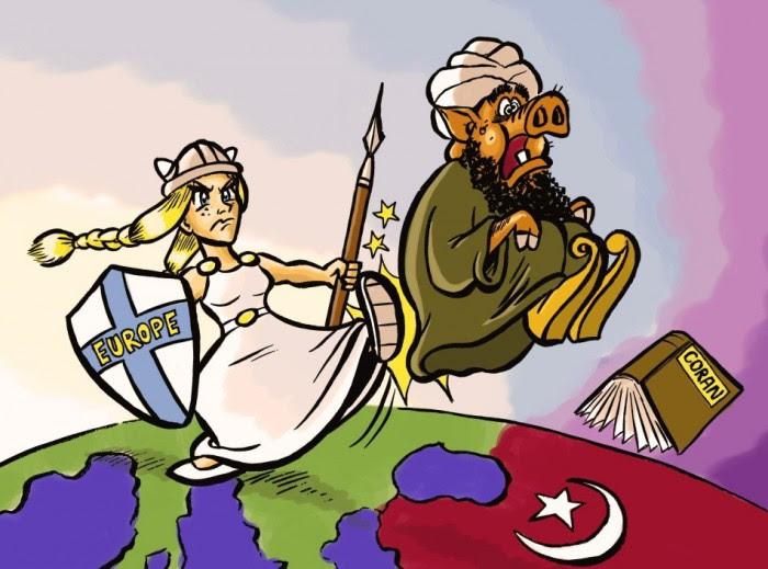 Αποτέλεσμα εικόνας για KICK OUT MUSLIMS