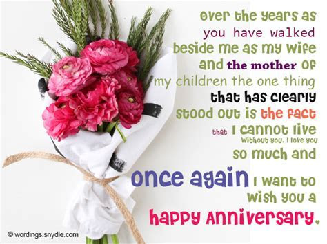 10th Year Wedding Anniversary Message For My Husband Happy