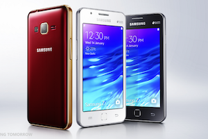 Samsung launches Z1, its first Tizen phone at Rs 5,700