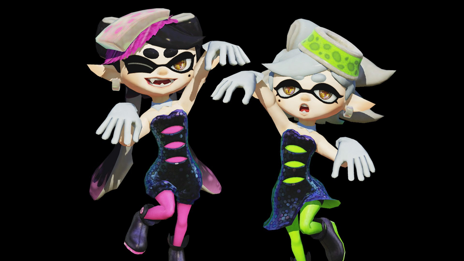 Splatoon 2's Squid Sister prologue just finished, setting the stage for the sequel screenshot