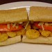 LaPlace Frostop Shrimp Poboy