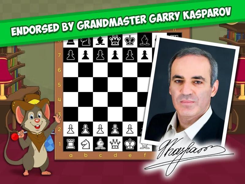 APK-GR: MiniChess by Kasparov v1 0 9