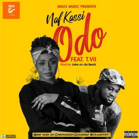 [MUSIC] Naf Kassi – Odo (feat. T.Vii) (Prod by Jake On Da Beatz)