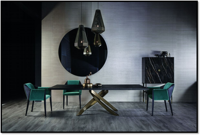Dark Deep Jewel Tones The Latest Interior Design Trend