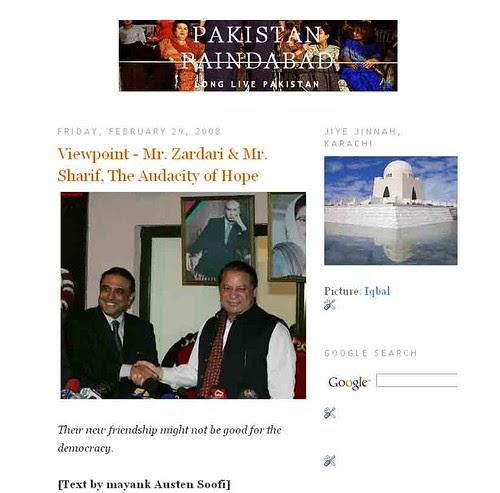 Pakistan Paindabad - A Critical Review