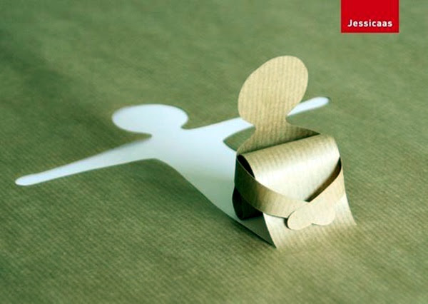Extremely Creative Examples of Kirigami Art A Hobby to Addapt (34)