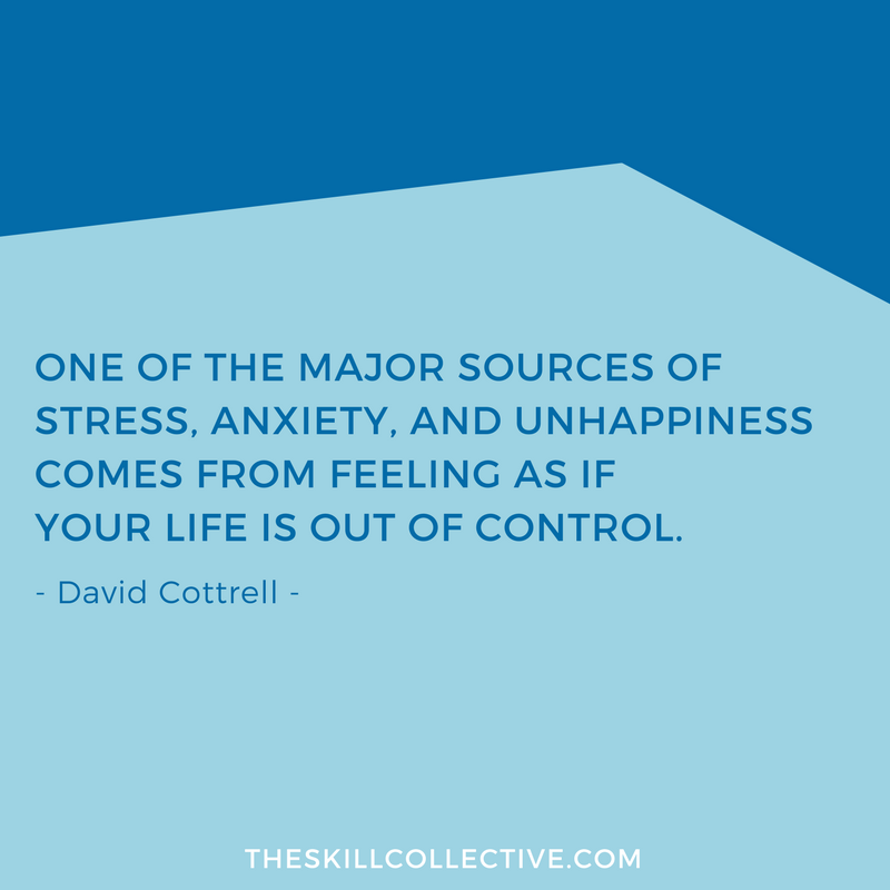 Quote Of The Day One Of The Major Sources Of Stress The Skill