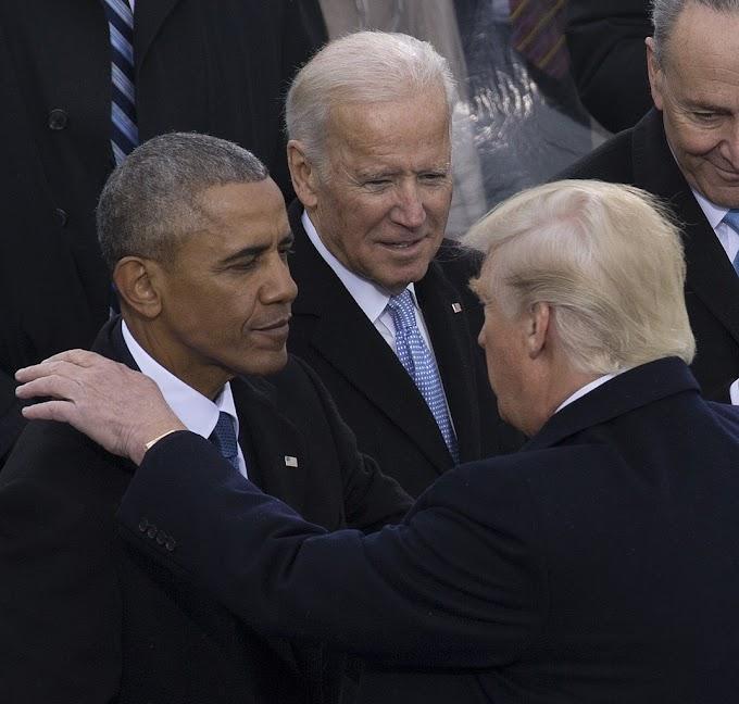 Joe Biden vs. President Donald Trump  U.S Election 2020