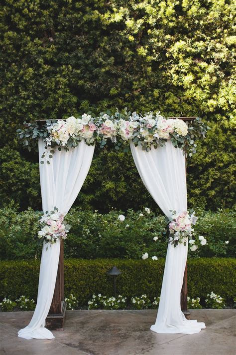 Ideas Wedding Arch Decorations   Icets.info