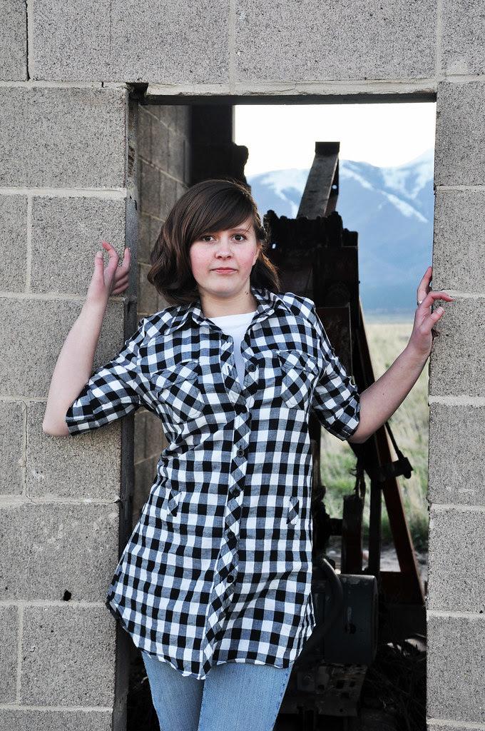 The Checkered Shirt