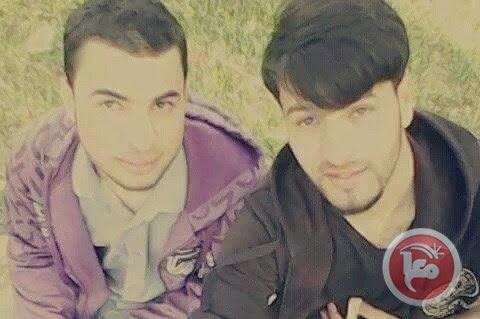 Muhammad Hisham Ali Zaghlawan e Labeeb Khaldoon Anwar Azzam (Fonte: Ma'an News)